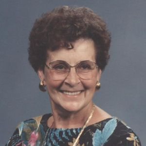 Frances A. Schreifels Obituary Photo