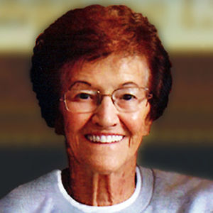 Eda Brisson Obituary Photo