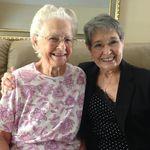 Grandma Ellrodt, Grandma Sneed (Robert's Mom and Michelle's Mom)