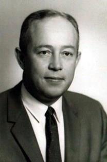 Edgar R. Crissey obituary photo
