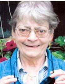 Dorothy L. Hayward obituary photo