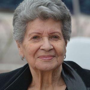 Alma Lorraine Castellanos Obituary Photo