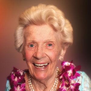 """Jeanne """"Tutu"""" Kelly Haag Obituary Photo"""