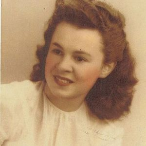 """Louise """"Mrs. Mac"""" Weekley McElmurray"""