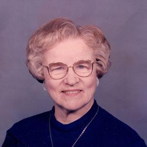 Margaret Elizabeth Cowperthwaite