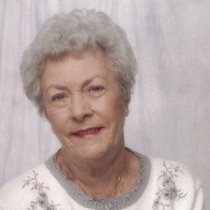 Mrs. Gertrude M. (Sutherby) Marshall