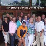 Golfing friends from Garland