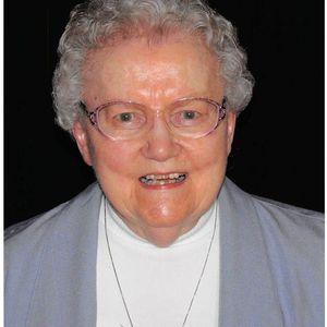 Sr. Frances Lessard, CSC