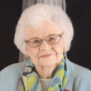"Florence A. ""Flossie"" Bruggeman Obituary Photo"
