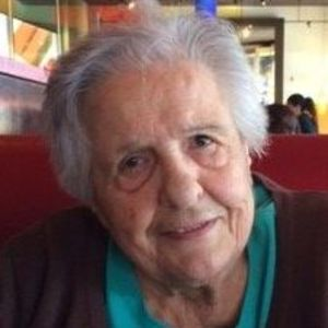 Anna (Giovanni) DiNatale Folopoulos Obituary Photo