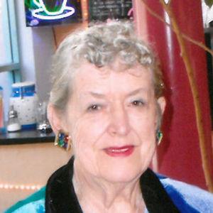Alma Jeannette Helin Obituary Photo