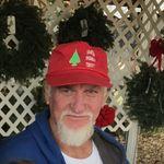 John at the Christmas tree sale 2017
