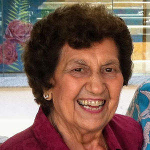 Olga Maria Recchia Obituary Photo