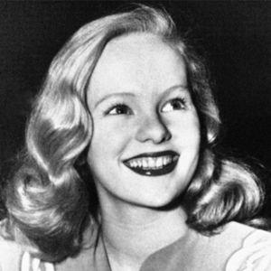 Peggy Cummins Obituary Photo