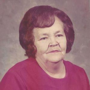 Edna Mae Whitaker