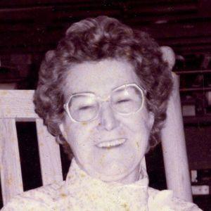 Edith Teseniar Owens Obituary Photo