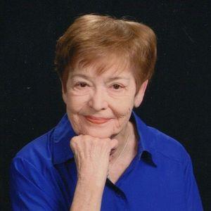 Frances Elaine Strickland