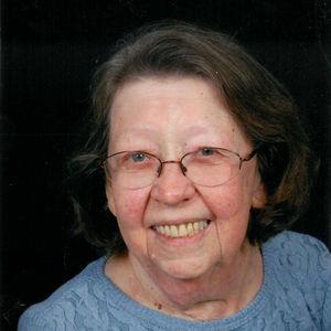 Mrs. Evelyn Louise Dreitner