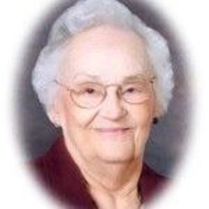 Mary Evelyn Patton