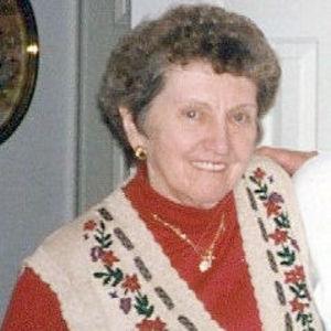 Mary Ann Simons