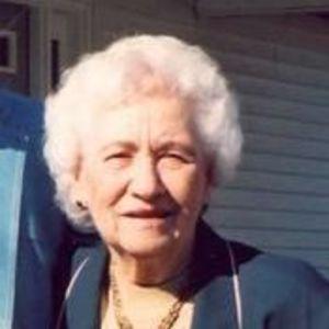 Elizabeth Ruth Clevenger