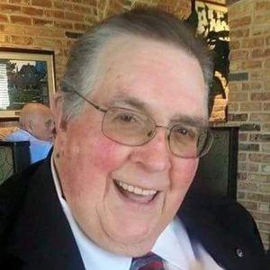 Rev. Dick Whitener Obituary Photo