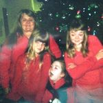 Daughter Susan and children