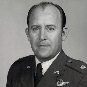 Lt. Col. Silver C. Chisum