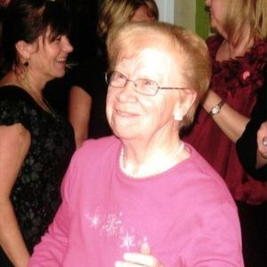 "Margaret M. ""Peg"" McManus Obituary Photo"