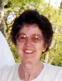 Anna Evelyn Lewis obituary photo