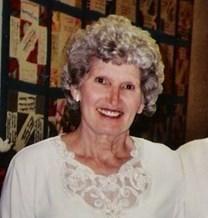 Joy Pauline Harston obituary photo