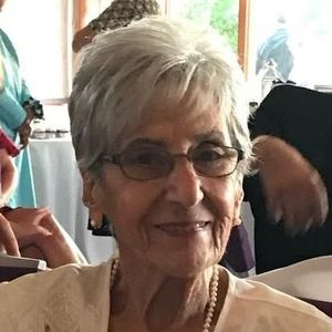 Rose Kampfer Peterson Obituary Photo