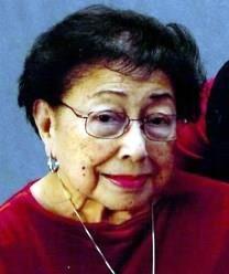 Luisa Maria Buford obituary photo