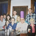 Mama, Papa, Danny, Carolyn, Gerald, Dee, Joe, Tiffany, Trey and Sonya