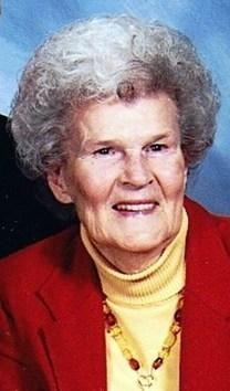 Faye Catherine Carter obituary photo