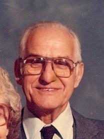 Harold Eugene Davis obituary photo