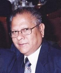 Sukhram Ramcharan obituary photo