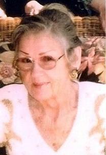 Georgia Mae Perdomo obituary photo
