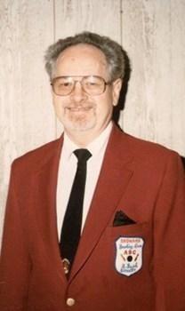 Robert Keith Bush obituary photo