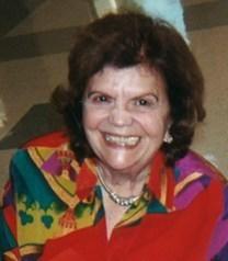 Mary Constance Newmark obituary photo