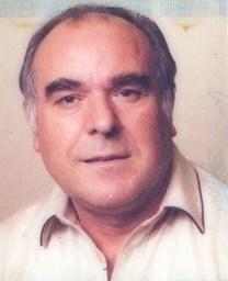 Luigi Palmieri obituary photo
