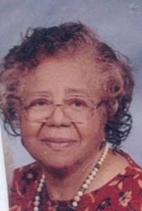Mary Etta Waters obituary photo