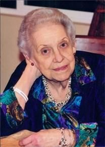 Mildred Stephanie Campanella obituary photo