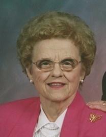 Doris H. Mixon obituary photo