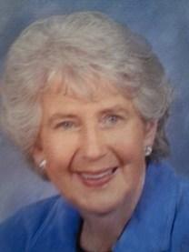 Betty Holmes obituary photo
