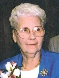 Geneva S. DeMoss obituary photo
