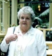 Iris Maxine Berry obituary photo