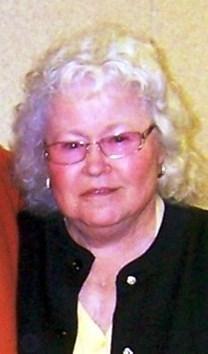 Mary Smith Brand obituary photo
