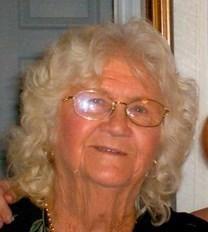 Betty R. Hardy obituary photo