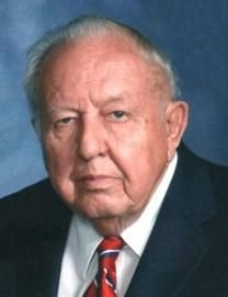 Edward A. Mueller obituary photo